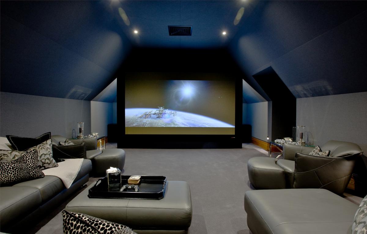 Home cinema, Dorset